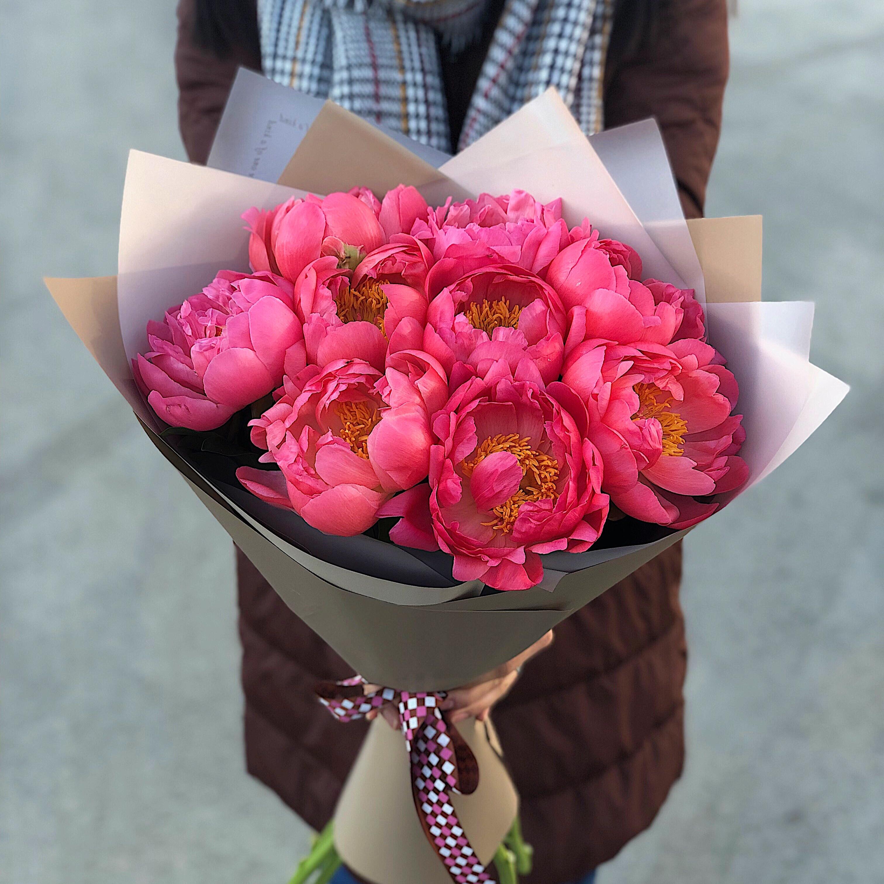 Доставка цветов и поздравлений воронеж пионы, москве